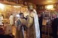 Владыка Симон отслужил Божественную литургию в храме при ревдинской колонии