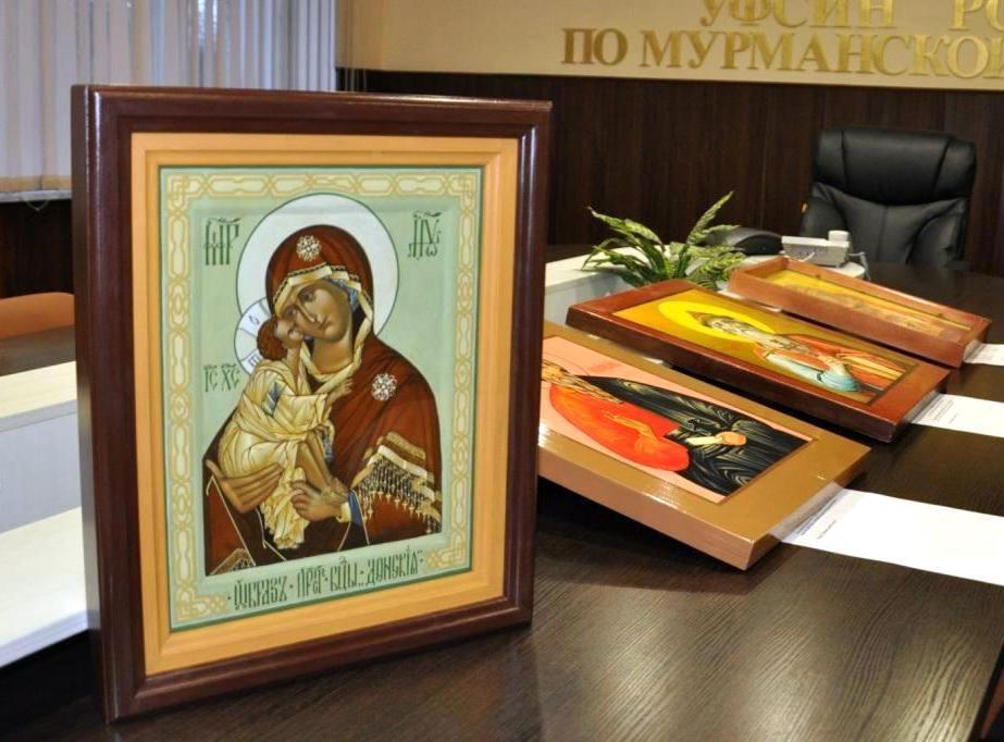 Осужденные из Мурманской области примут участие во Всероссийском конкурсе православной живописи