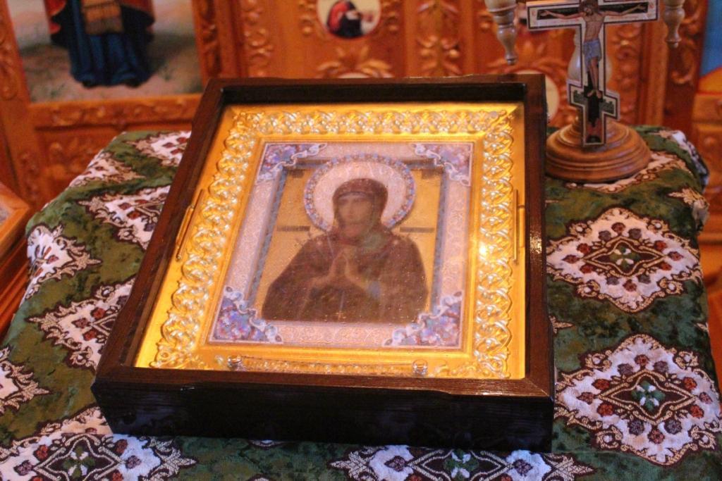 В колониях Мурманской области побывала чудотворная икона