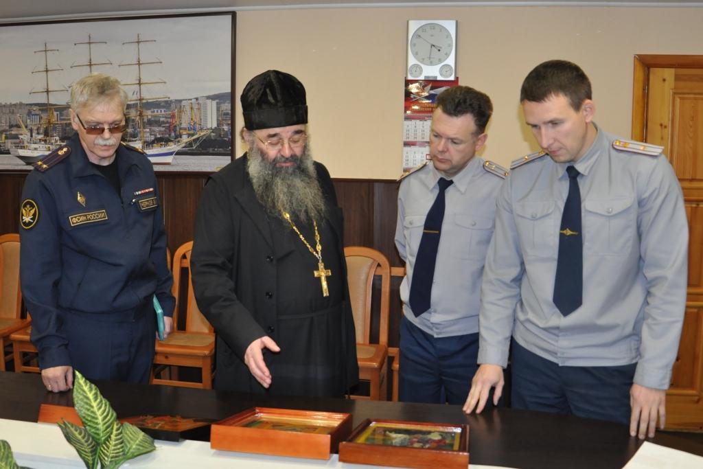 В УФСИН России по Мурманской области определили лучшего иконописца среди осужденных