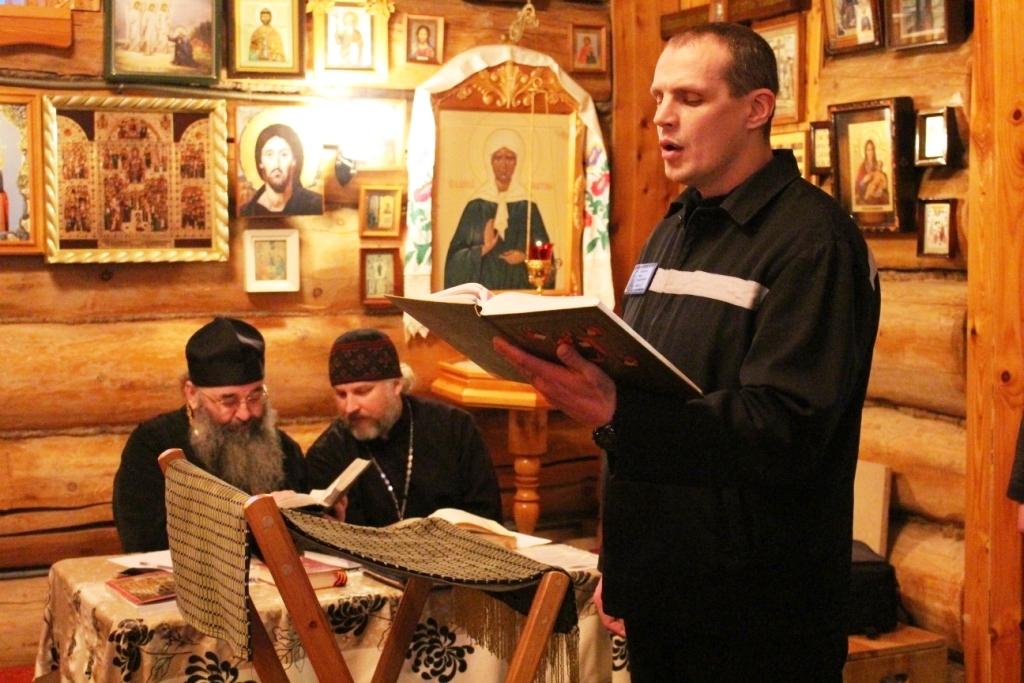 В УФСИН прошёл конкурс православных чтецов среди осуждённых