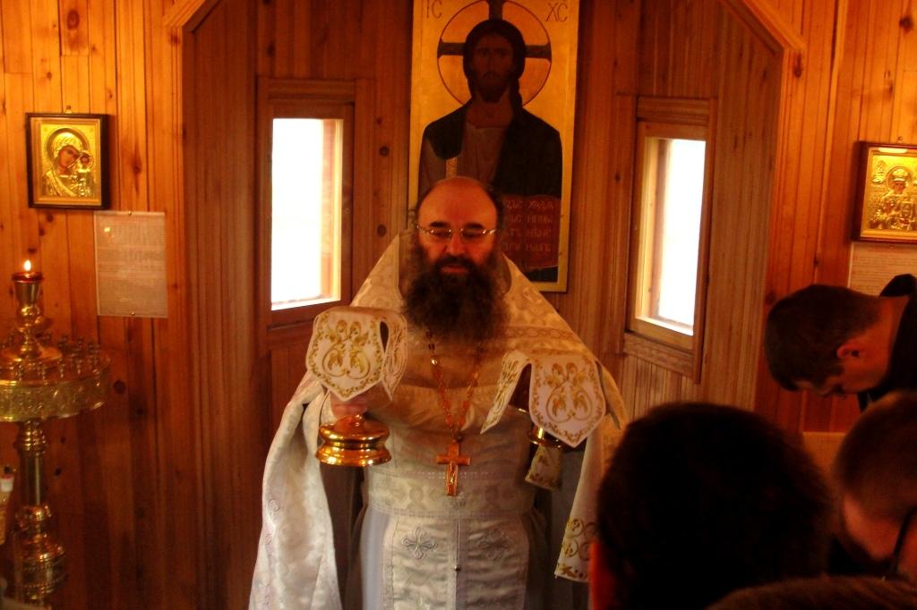 В храмах при учреждениях УФСИН России по Мурманской области проходит «Неделя молитвы»